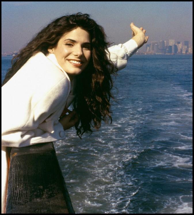 Sandra Bullock en 1990