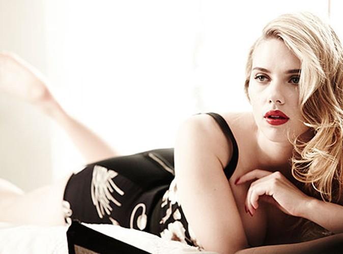 Scarlett Johansson, LE visage de Dolce&Gabbanna !