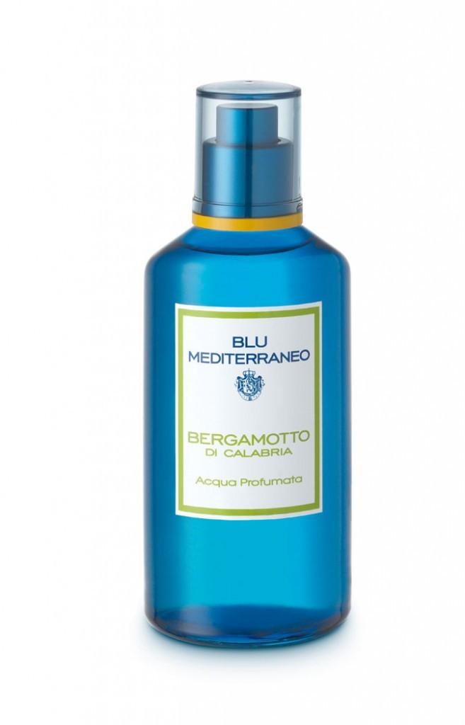Eau de toilette Bergamote de Calabre Blu Mediterraneo Acqua di Parma pour l'été 2011