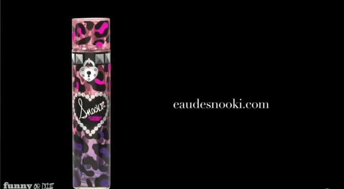 Snooki et son parfum
