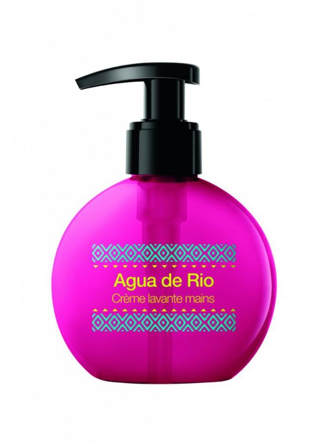 Crème lavante mains, Agua de Rio, Sephora 5€