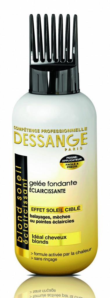 Balayage stylé Gelée Fondante Éclaircissante, Dessange 10,50 €