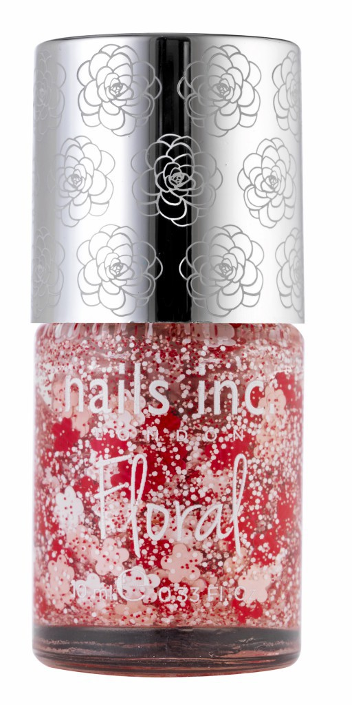 Vernis, Daisy Lane Floral, Nails inc., chez Sephora 14,90 €