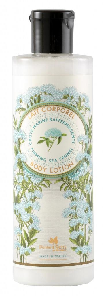 Lait corporel à l'huile essentielle de criste marine, Panier des Sens, 11,95€