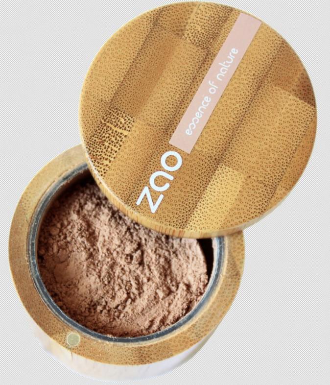 Poudre Mineral Silk, Zao Make Up. En vente sur vitalibio.com. 22,98€.