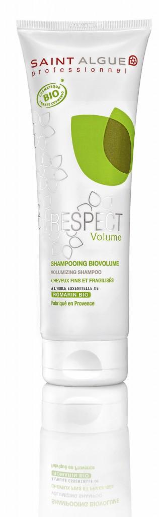 Shampoing BioVolume, Saint Algue. 13,10€