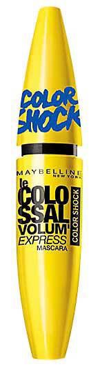 Mascara Le Colossal Volum' Express, Color Shock, Gemey Maybelline 12,50 €
