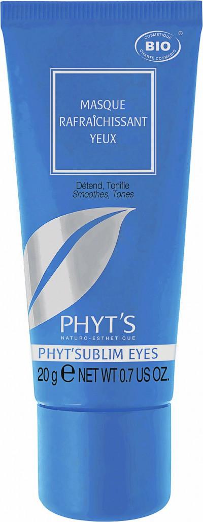 Masque rafraîchissant yeux, Phyt's 25 €