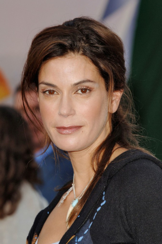 Teri Hatcher en 2005 au naturel