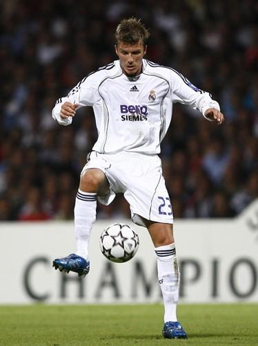 Beckham en 2006