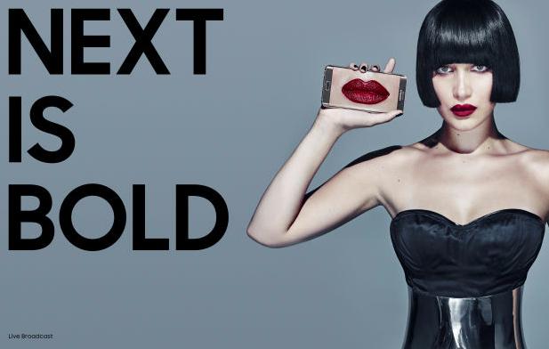 Bella Hadid : captivante et transformée pour Samsung !