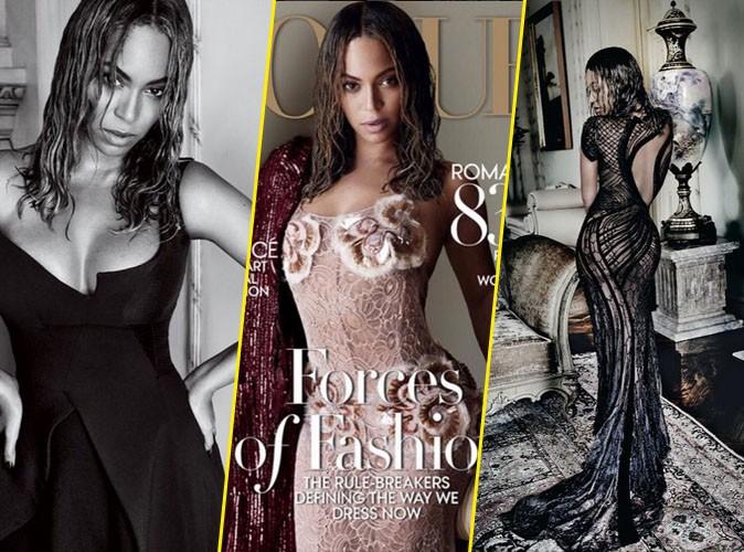 Beyoncé : jamais deux sans trois... La Queen Bey brille une nouvelle fois pour le Vogue US !