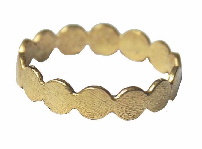 Bague phalange en métal, Shamaz Jewels sur my-fashionlab.com, 25 €
