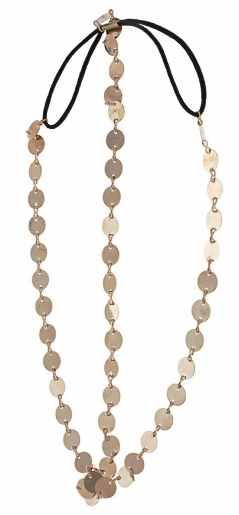 Headband métal, Asos, 8,47€