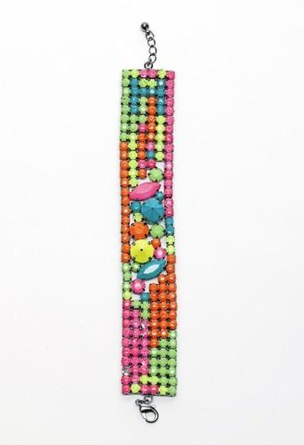 2. Bracelet multicolore, Moa, 6,90€