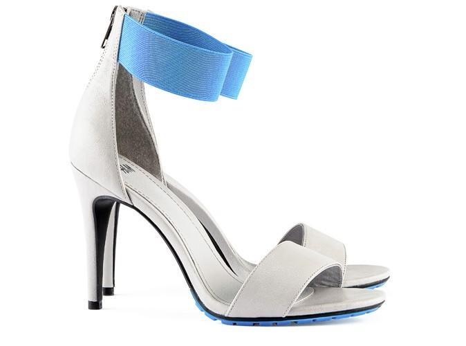 3. Sandales bicolores, H&M, 39€