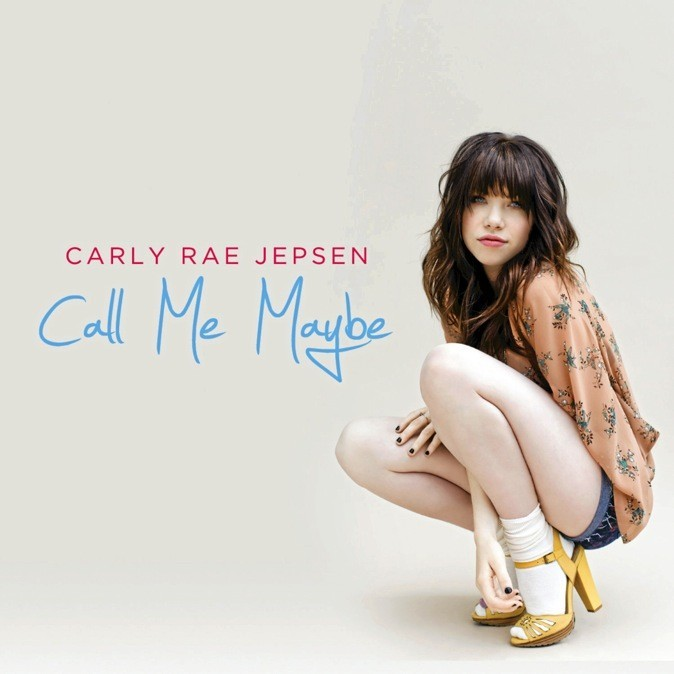 Carly Rae Jepsen, Call Me Maybe, Polydor.