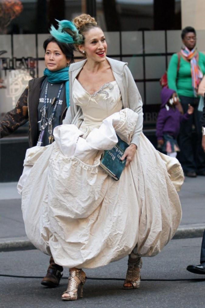 Le mariage de Carrie Bradshaw (Sex and the City, le film)