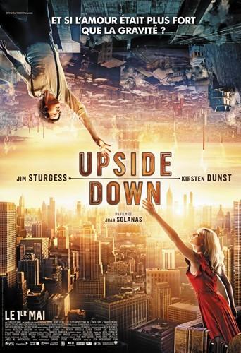 Upside Down de Juan Solanas avec Kirsten Dunst et Jim Sturgess