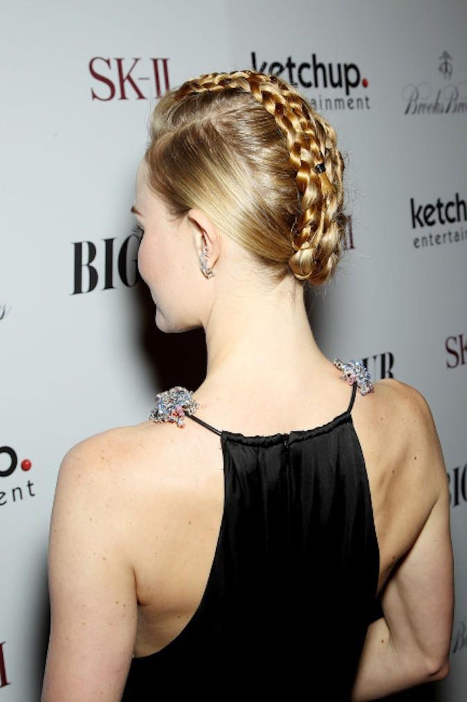 Adoptez la coiffure de fêtes de Kate Bosworth !