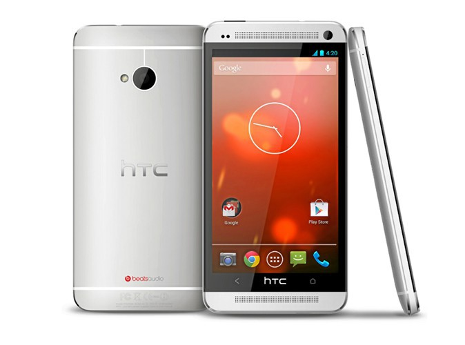 Smartphone HTC One Argent 32 Go. 619,99 €.