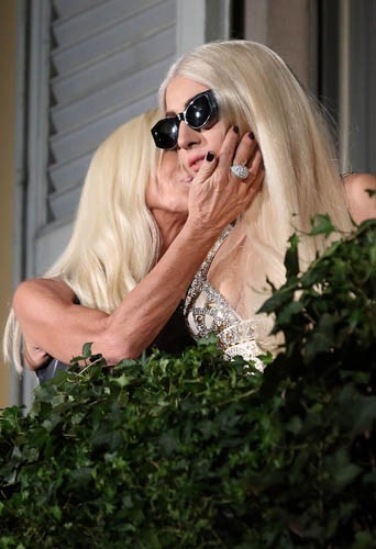 1er Octobre : rencontre avec Donatella
