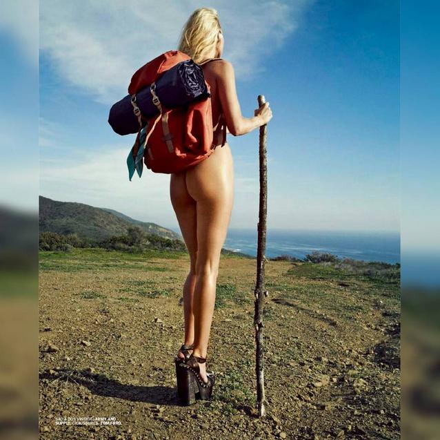 Elsa Hosk pour Lui Magazine