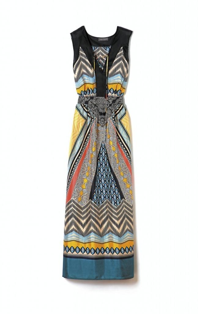 10. Le boubou chic : Robe en soie, Version Originale aux Galeries Lafayette. 149 €.