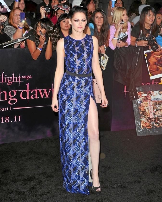 Kristen Stewart : VAMPIRESQUE !