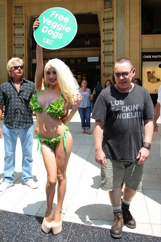Courtney Stodden, toujours en bikini