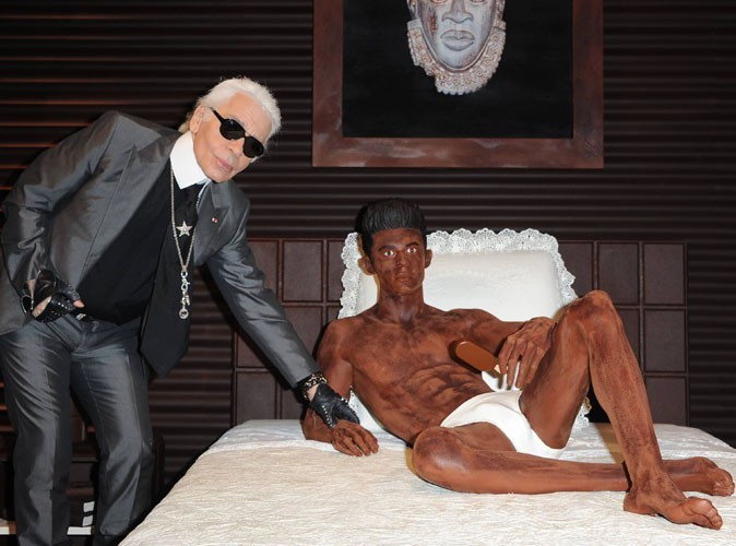 Karl Lagerfeld pour Magnum