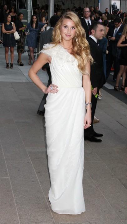 Whitney Port en Pamela Rolland lors des CFDA Fashion Awards