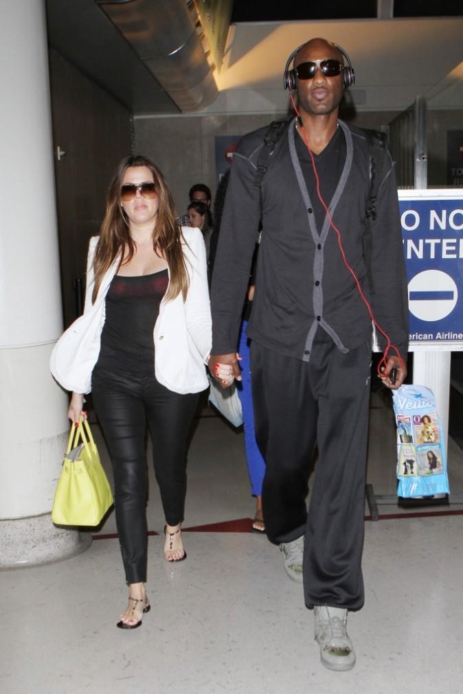2011: Khloe et Lamar, un couple toujours in love !