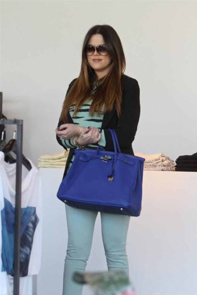 2012: Sur le tournage de l'Incroyable famille Kardashian !