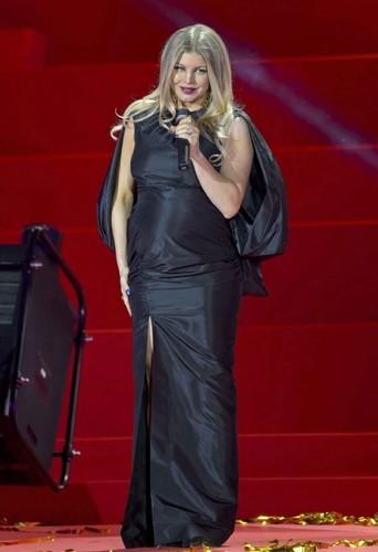 Fergie, le 25 mai 2013 !
