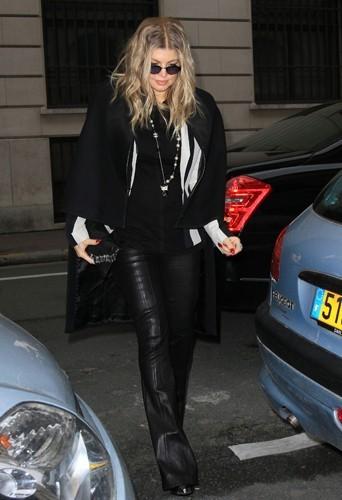 Fergie, le 28 février 2013 !