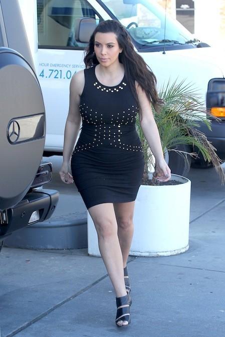 Kim Kardashian, le 11 mars 2013