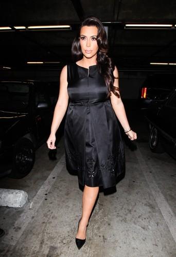 Kim Kardashian, le 19 avril 2013