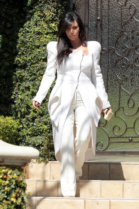 Kim Kardashian, le 2 mars 2013