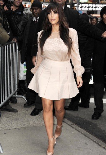 Kim Kardashian, le 26 mars 2013