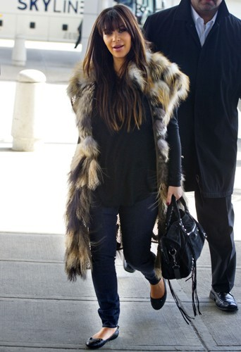 Kim Kardashian, le 27 mars 2013