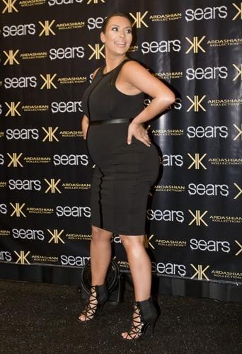 Kim Kardashian, le 4 mai 2013.
