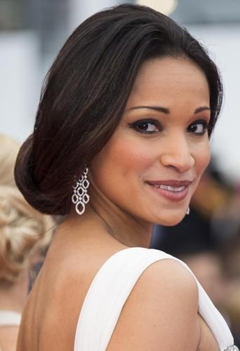 Cindy Fabre, le 19 mai 2013 au Festival de Cannes !