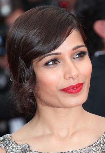 Freida Pinto le 16 mai 2013 au Festival de Cannes !
