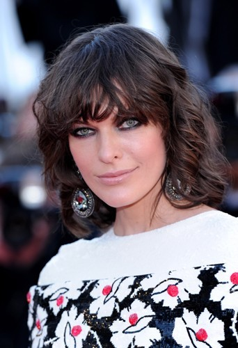 Milla Jovovich, le lundi 20 mai 2013 au Festival de Cannes !