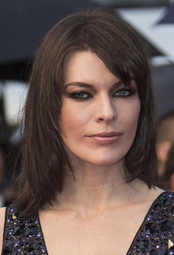 Milla Jovovich, le mercredi 22 mai 2013 au Festival de Cannes !