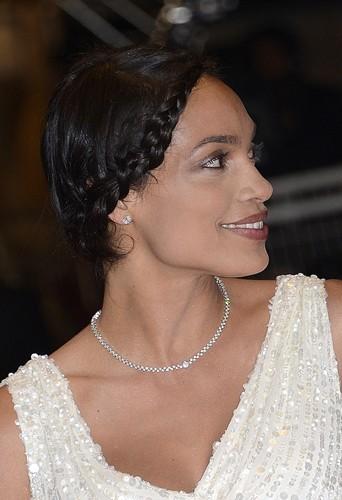 Rosario Dawson, le lundi 20 mai 2013 au Festival de Cannes !