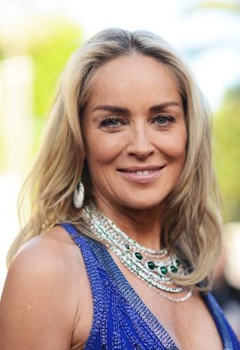 Sharon Stone, le mardi 21 mai 2013 au Festival de Cannes !