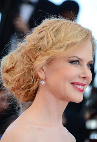 Nicole Kidman, le dimanche 26 mai 2013 au Festival de Cannes !