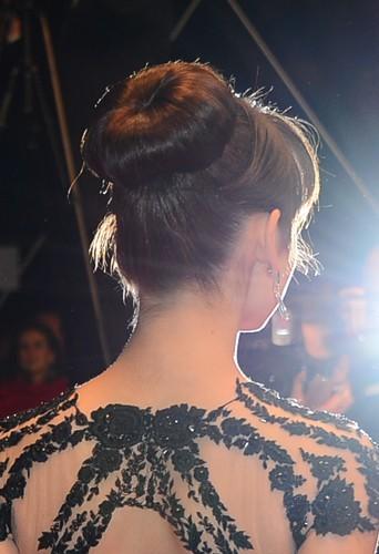 Sophie Desmarais, le jeudi 23 mai 2013 au Festival de Cannes !